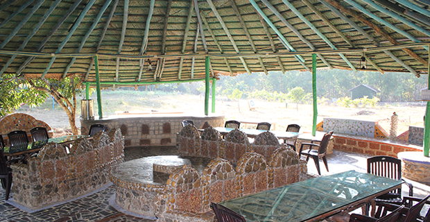 book resort near Dandeli