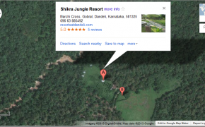 resort stay in Dandeli